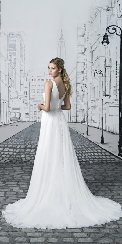 Justin Alexander 8894 Vestido Novia Wedding Dress Wedding Gown Barcelona B