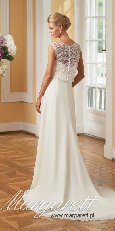 Margarett Ernesta Vestido Novia Wedding Dress Wedding Gown Barcelona B