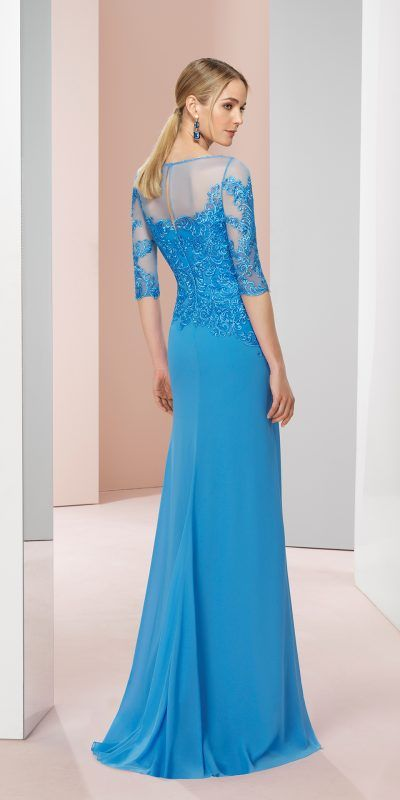 COUTURE CLUB 2G153 Vestido Fiesta Invitada Evening Dress