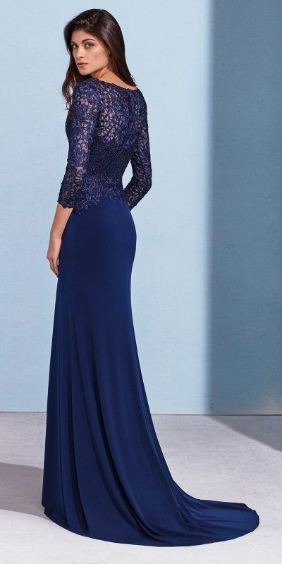 MARFIL 2J178 Vestido Fiesta Invitada Evening Dress