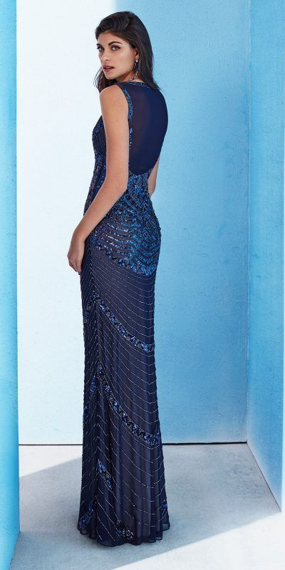 MARFIL 2J2E5 Vestido Fiesta Invitada Evening Dress