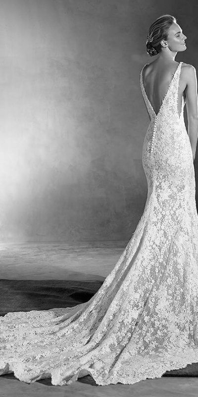 Pronovias Modelo Estela 2017 Vestido Novia Wedding Dress 2
