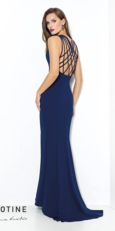 Cabotine 8289 Vestido Fiesta Evening Dress