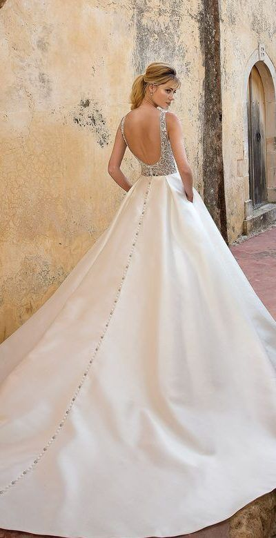 Justin Alexander 88038 Wedding Dress Vestido De Novia