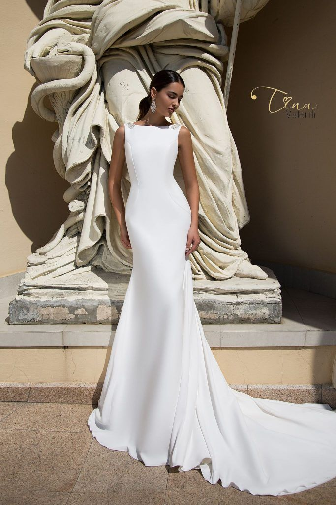 Tina Valerdi Catalina vestido de novia wedding dress