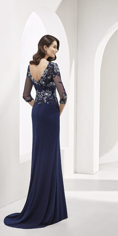 3G113 2 Couture Club Vestido Invitada Fiesta Evening Dress