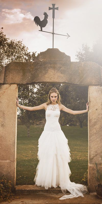 Jordi Dalmau Modelo Dalia Vestido De Novia Wedding Dress