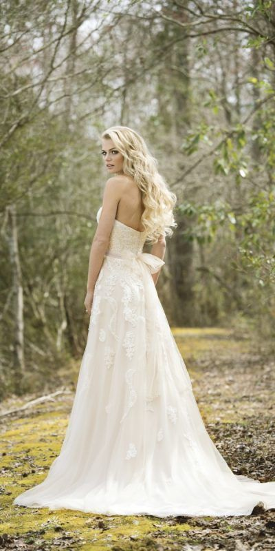 Justin Alexander Lillian West 6461 Vestido Novia Wedding Dress Wedding Gown Barcelona B