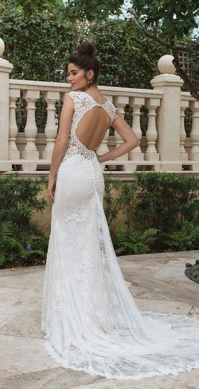 Justin Alexander Sincerity Style Modelo 44097 Vestido De Novia Wedding Dress