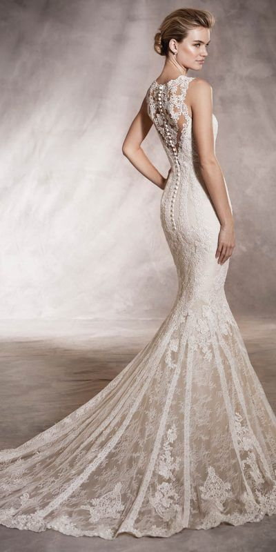 Pronovias Modelo Aura Wedding Dress Vestido De Novia