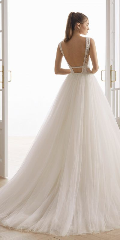 Aire Barcelona Evelien 2018 Vestido De Novia Wedding Dress