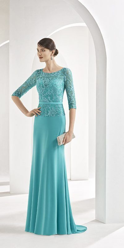 3G114_1 Couture Club Vestido Invitada Fiesta Evening Dress