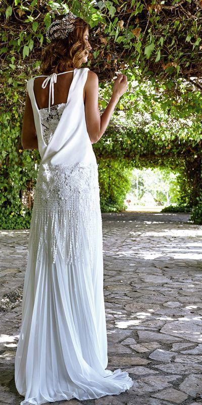 Matilde Cano Modelo Lilibet Vestido De Novia Wedding Dress