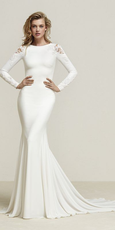 Pronovias Dreide Vestido De Novia Wedding Dress