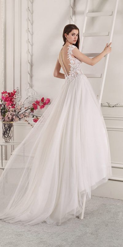 Demetrios 827 Vestido De Novia Wedding Dress 3