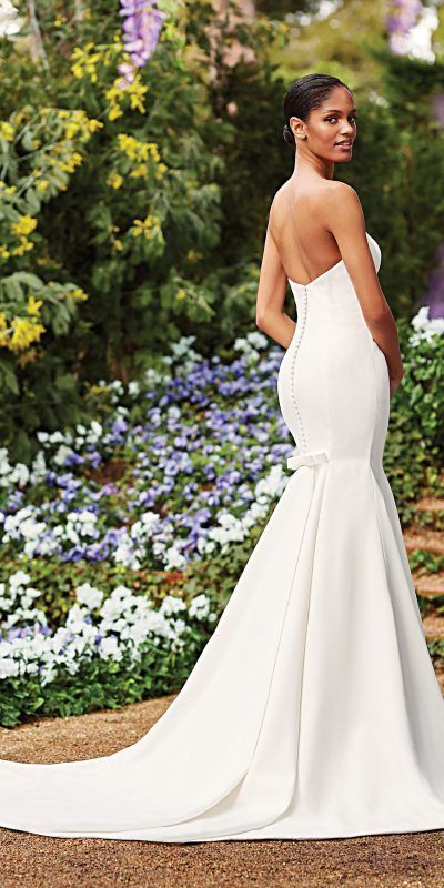 Justin Alexander Sincerity 44156 Wedding Dress Vestido De Novia