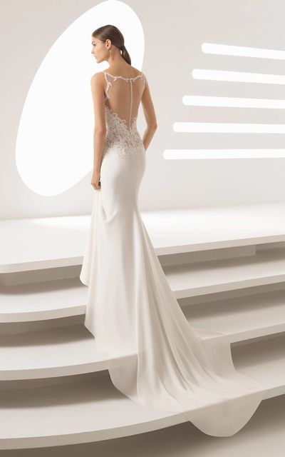 Pronovias Aroa Wedding Dress Vestido De Novia 1
