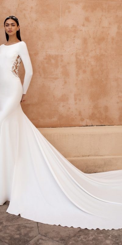 ALAUDA_B Pronovias Wedding Dress Vestido De Novia