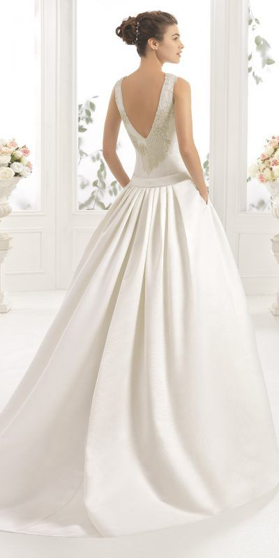 Chiara Aire Barcelona Vestido De Novia Wedding Dress 1