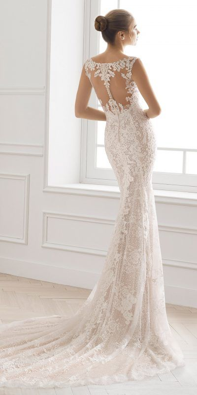 Aire Barcelona Balmes Vestido De Novia Wedding Dress 2