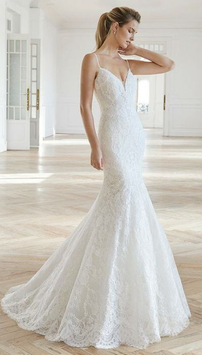 Emil Aire Barcelona Wedding Dress Vestido De Novia 1