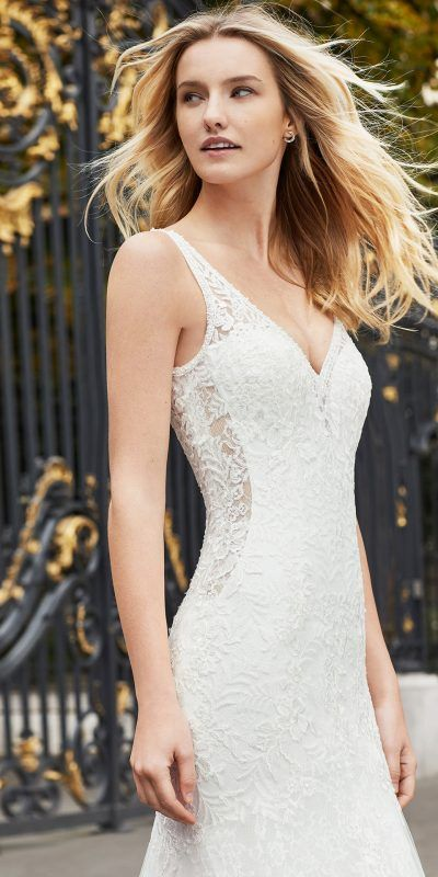 Emmet Aire Barcelona Wedding Dress Vestido De Novia 3